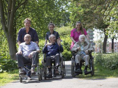 Afbeelding bij 'RAAK VVT Haaglanden: Van eigen belang naar samen behouden'