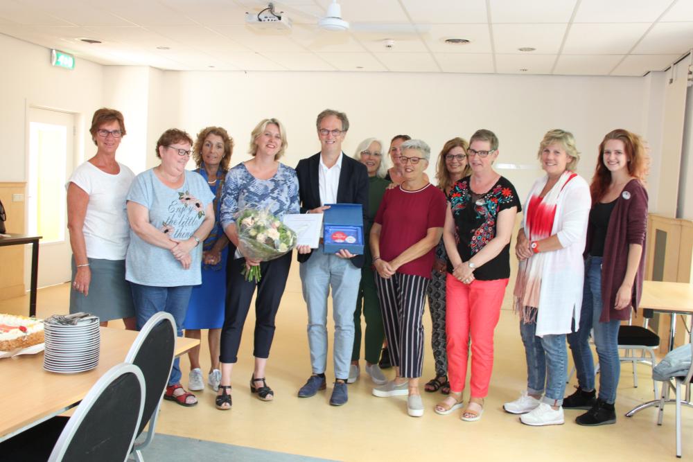 WZH medewerkers beste leerbedrijf zuid-holland