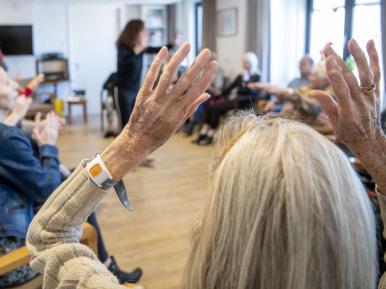 Afbeelding bij 'Bewegen en dementie: een overzicht'