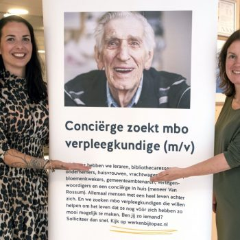 Afbeelding bij 'Arbeidsmarktcampagne Topaz trekt gemotiveerde medewerkers aan'