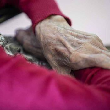 Afbeelding bij 'IGJ: verbetering nodig zorg bij zeer ernstig probleemgedrag cliënten met dement..'