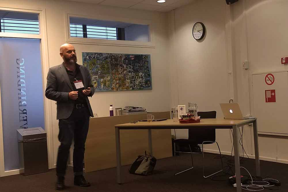 Johan Vesseur themabijeenkomst technologie