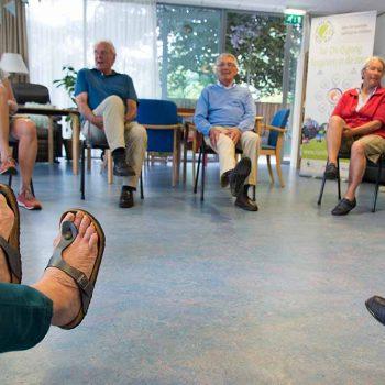 Afbeelding bij 'Beweeggids: meer beweging voor ouderen met dementie'