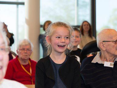 Afbeelding bij 'Jong en oud samen in koor bij Opella'