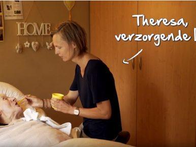 Afbeelding bij 'Videoserie 'Liefdevolle zorg in de praktijk' – deel 1: Bewoner..'