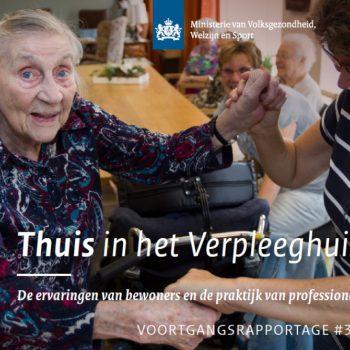 Afbeelding bij 'E-zine Thuis in het verpleeghuis – ervaringen van bewoners en professionals'