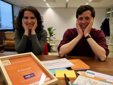 Afbeelding bij 'ConForte Innovatielab: innoveren  is een kwestie van de juiste mindset'
