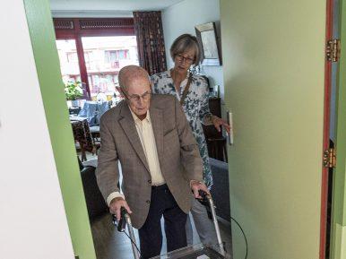 Afbeelding bij 'Themabijeenkomst: werken met blinde en slechtziende ouderen'
