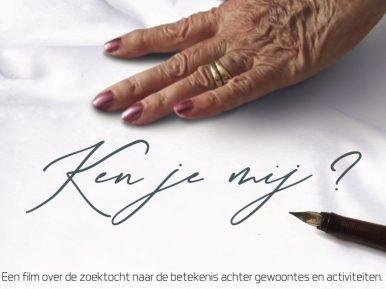 Afbeelding bij 'Film WZH: Opname in verpleeghuis van mensen met dementie'