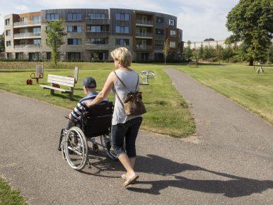 Afbeelding bij 'Onze buurt De Posten: op naar een inclusieve wijk'