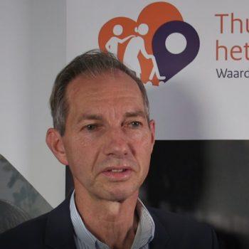 Afbeelding bij 'Videoserie Leiderschap in het verpleeghuis: Jan 't Hoen (Huize Wezup)'