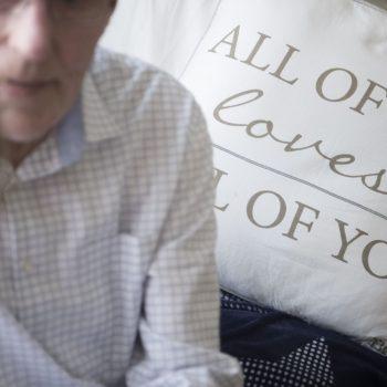 Afbeelding bij 'Valentijnsdag in het verpleeghuis: 'vier de liefde''