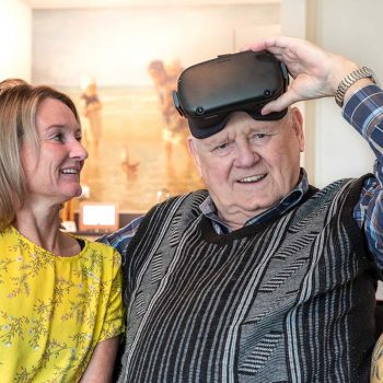 Afbeelding bij 'Bewust worden van technologie in het Zorg Innovatie Huis'