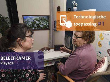 Afbeelding bij 'Beleefkamer: bewoners met dementie voelen zich weer begrepen'