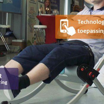 Afbeelding bij 'Raizer helpt cliënt na val veilig en ergonomisch overeind'
