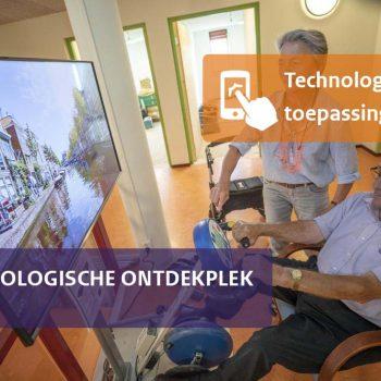 Afbeelding bij 'Laagdrempelig kennismaken met technologie op de technologische ontdekplek'