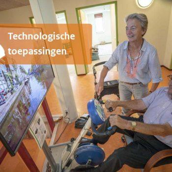 Afbeelding bij 'Inventarisatie technologische toepassingen in de verpleeghuiszorg'