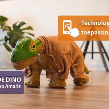 Afbeelding bij 'Vermaak en interactie met Pleo de Dino'