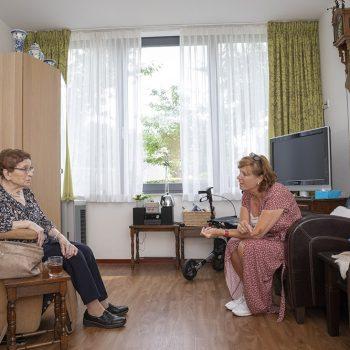 Afbeelding bij 'IGJ neemt openstelling verpleeghuizen voor bezoek mee in toezicht'