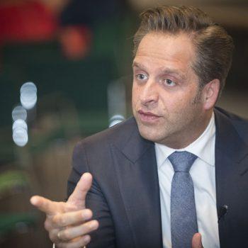 Afbeelding bij 'Minister de Jonge: 'Ondanks corona samen belangrijke stappen gezet''