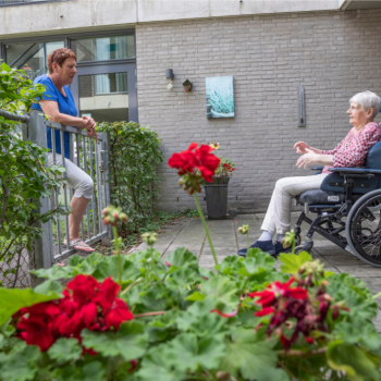 Afbeelding bij 'Humanitas Deventer: meer vertrouwen door corona-ondersteuning'