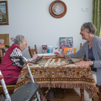 Afbeelding bij 'Humanitas Deventer: wijzer uit de crisis met corona-ondersteuning'