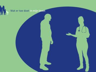 Afbeelding bij 'Tool persoonsgerichte zorg: Wat er toe doet'