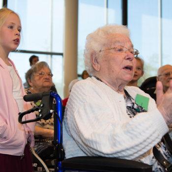 Afbeelding bij 'Wereld Alzheimer Dag 2020'
