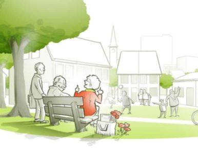 Afbeelding bij 'Online conferentie 'Een nieuwe generatie ouderenzorg' 2020'
