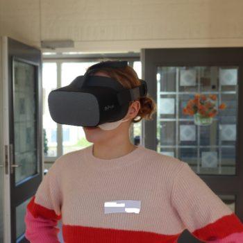 Afbeelding bij 'Coronatraining: Patyna gaat tweede coronagolf met VR te lijf'