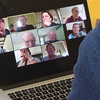 Afbeelding bij 'Cliëntenraden: van fysiek naar online vergaderen'