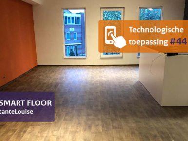Afbeelding bij 'Valgevaar voorkomen met de Smart Floor'