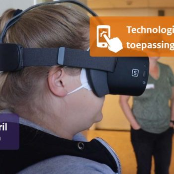 Afbeelding bij 'Beter voorbereid op praktijksituaties met de VR-bril'