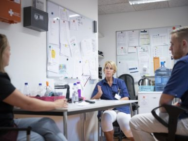 Afbeelding bij 'Ruitersbos: Kwaliteit Verbetercyclus creëert openheid en geeft richting'