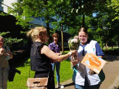 Afbeelding bij 'Winnaars 'Uit-Blinker van het jaar':  van kartrekker tot poetsfanaat'