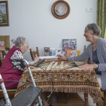 Afbeelding bij 'Zonnehuisgroep IJssel-Vecht: 360-graden feedback geeft iedereen een stem in de Kwaliteit Verbetercyclus'