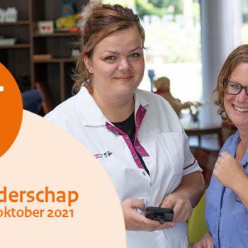 Afbeelding bij 'SPOT ON: gedeeld leiderschap'