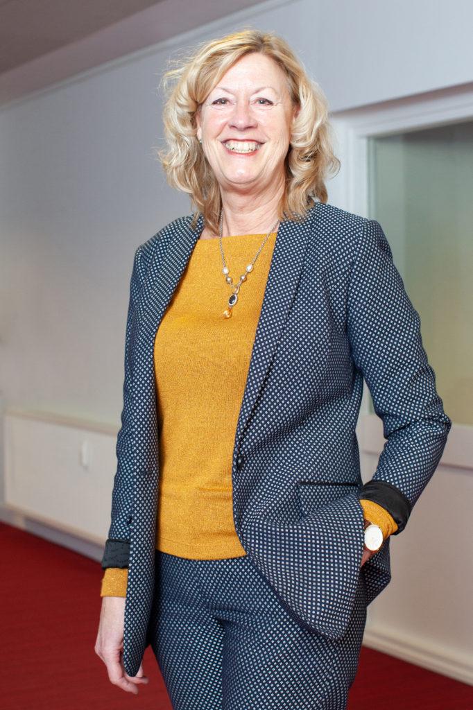 Corrie van Randwijk Merwelanden over gedeeld leiderschap