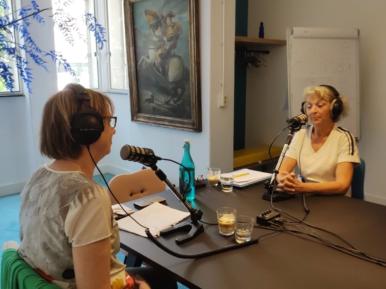 Afbeelding bij 'Podcast: 4 ingrediënten voor werkplezier en werkgeluk in de verpleeghuiszorg'