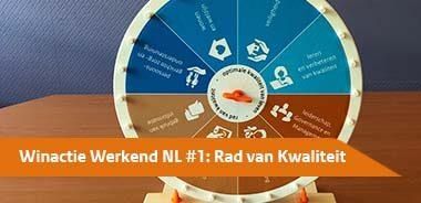 Winactie Werkend NL #1: Rad van kwaliteit