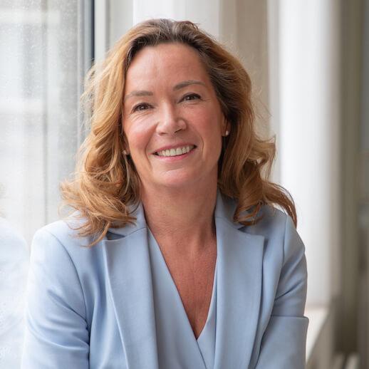 Marion van Zoom, bestuurder Zorg in Oktober