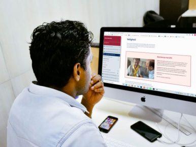 Afbeelding bij 'E-learning over slimme zorg'