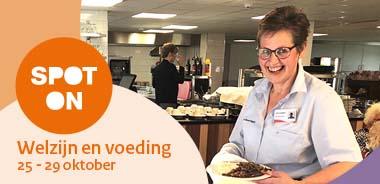 Bekijk het SPOT ON programma van oktober: welzijn en voeding